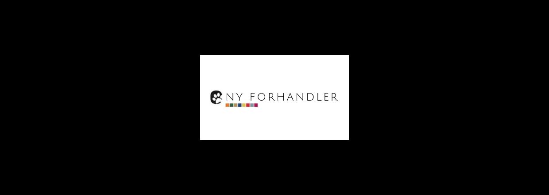NY FORHANDLER - TROELS PETERSEN